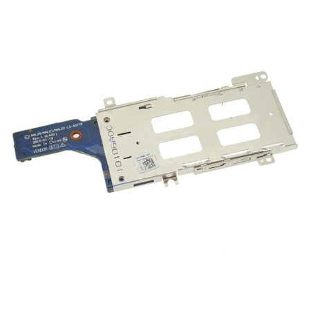 0TCP1N LS-5577P Dell Latitude E6510 Expresscard Reader Slot Cage W/ Circuit Board TCP1N Laptop Caddy & - Expresscard Memory