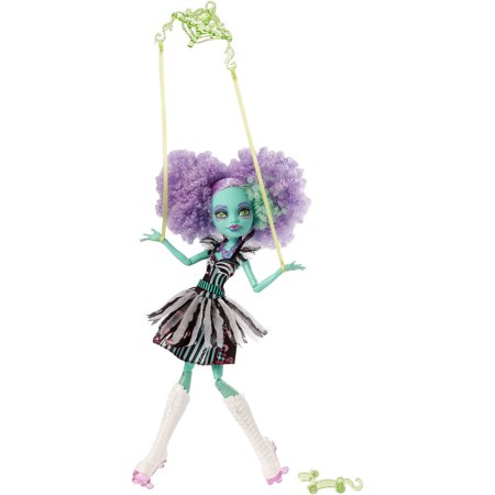 Monster High Freak du Chic Honey Swamp Doll - Monster High Honey Swamp