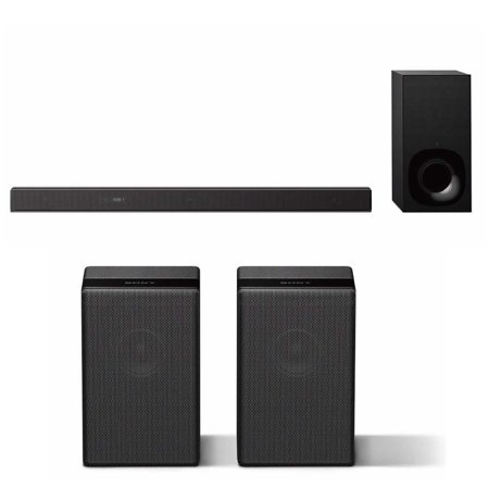 Sony HT-Z9F -3.1ch Dolby Atmos/ DTS:X Soundbar with Wi-Fi/Bluetooth Bundle