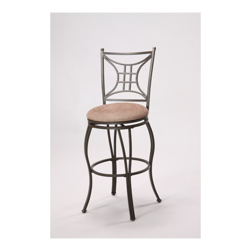 Wildon Home 29'' Swivel Bar Stool (Set of 2) by Asia Direct Home Products, Inc.