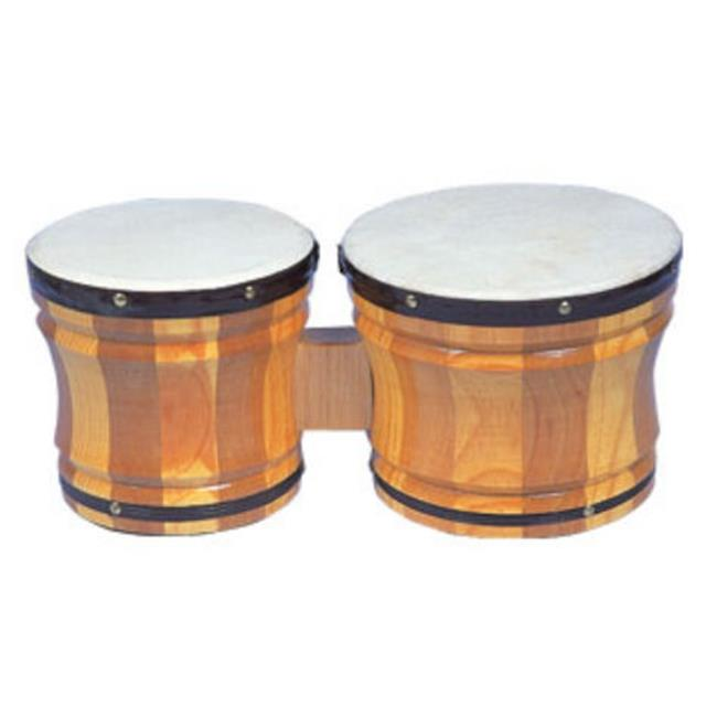 Rhythm Band Instruments RB1303SP DLX Spanish Style Bongo by