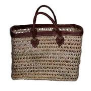 Casablanca Market Deep Market Basket with Strap