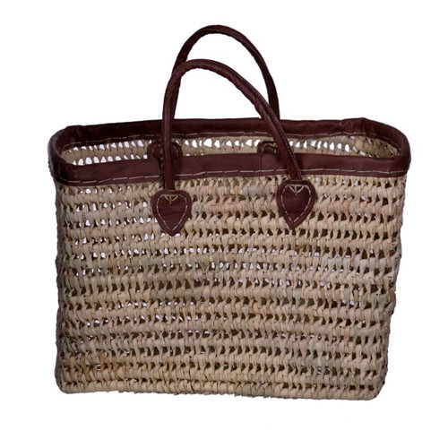 Casablanca Market Deep Market Basket with Strap
