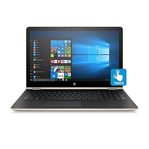 2018 Newest HP Pavilion X360 2-in-1 Notebook Laptop Computer Touchscreen Full HD Intel Core i7-8550U 1.8GHz, 8GB DDR4 RAM, 1TB HDD, 2GB Radeon DSC 530, Backlit Keyboard, Windows 10 Silk Gold
