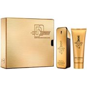 Paco Rabanne 1 Million Gift Set For Men Edt Spray 100ml
