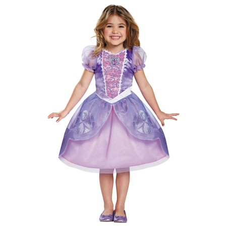 Sofia the Next Chapter Disney Little Girls (You're Next Movie Costume)