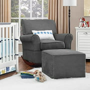 Baby Relax Mackenzie Rocker and Ottoman, Choose Your Color