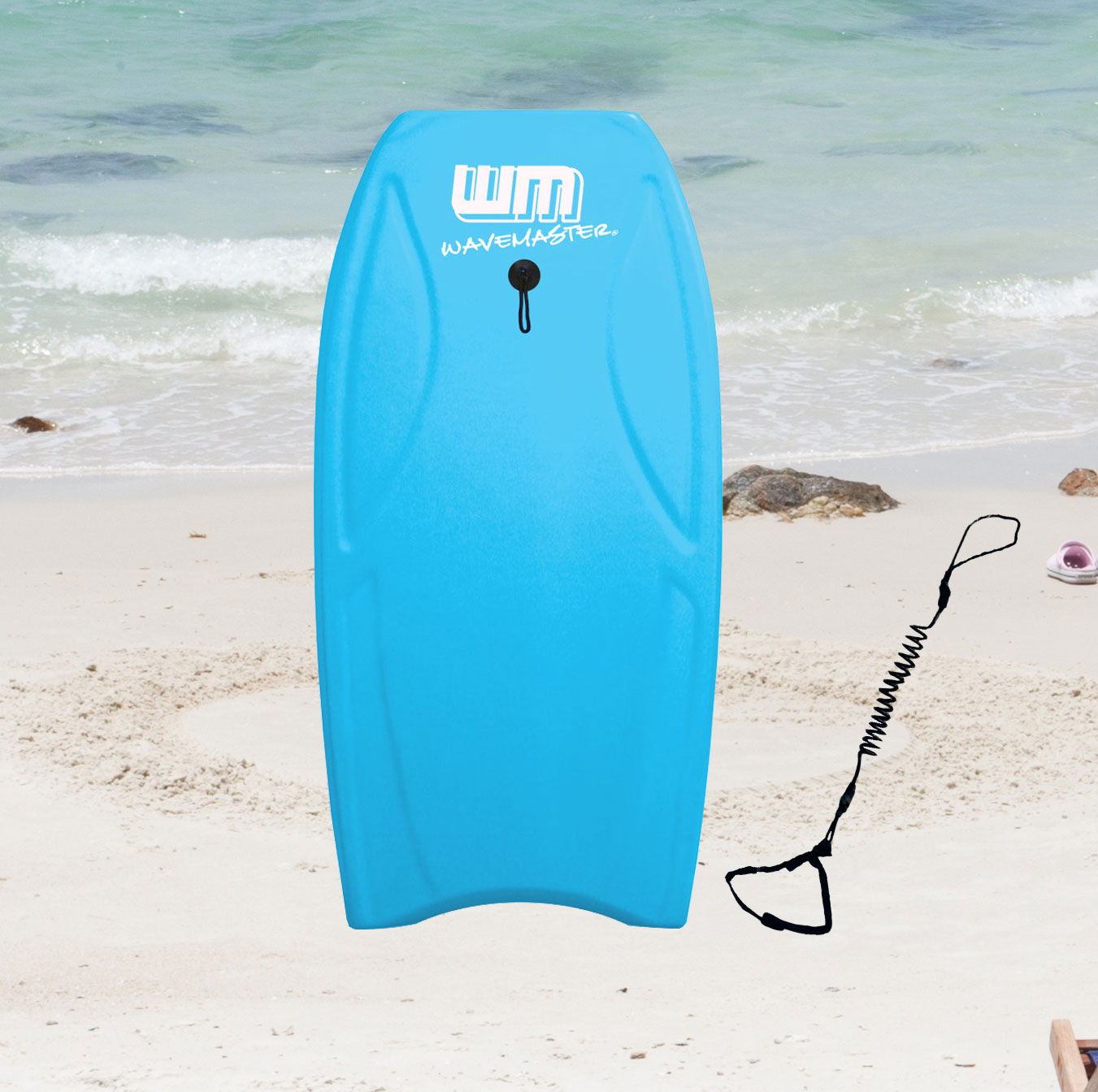 44 inch Ultimate Wavemaster Pro Bodyboard / Boogie Board