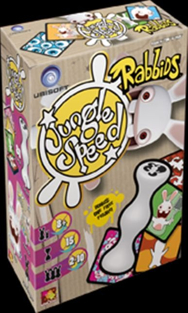 Jungle Speed: Raving Rabbids by Asmodee North America
