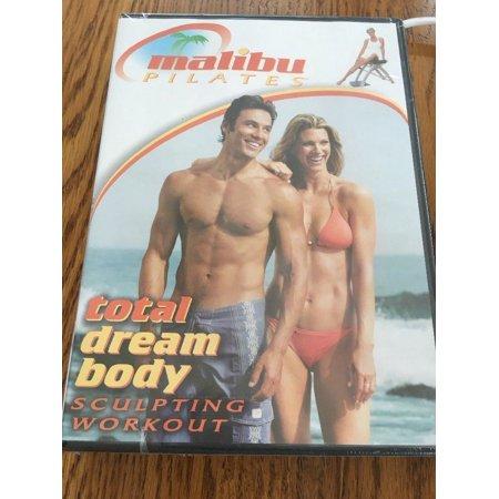 MALIBU PILATES TOTAL DREAM BODY SCULPTING WORKOUT DVD new & sealed ()