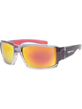 ff4a80f802 Product Image Bomber Boogie Bomb Floating Sunglasses 2 Tone Smoke Red  Mirror Lens BG104RM-RF