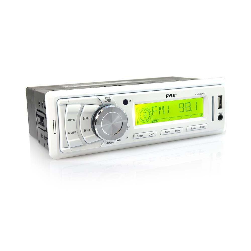 MP3 Input USB Flash /& SD Card Aux 3.5mm Camo Stereo Radio Headunit Receiver
