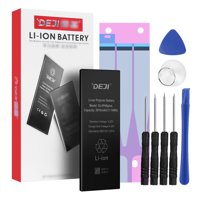 High Capacity Longlife 1810mAh iPhone 6 Internal Battery Replacement Kit OEM Brand New 0 Cycle With Battery Adhesive,Instructions and Tools Kits for iPhone 6