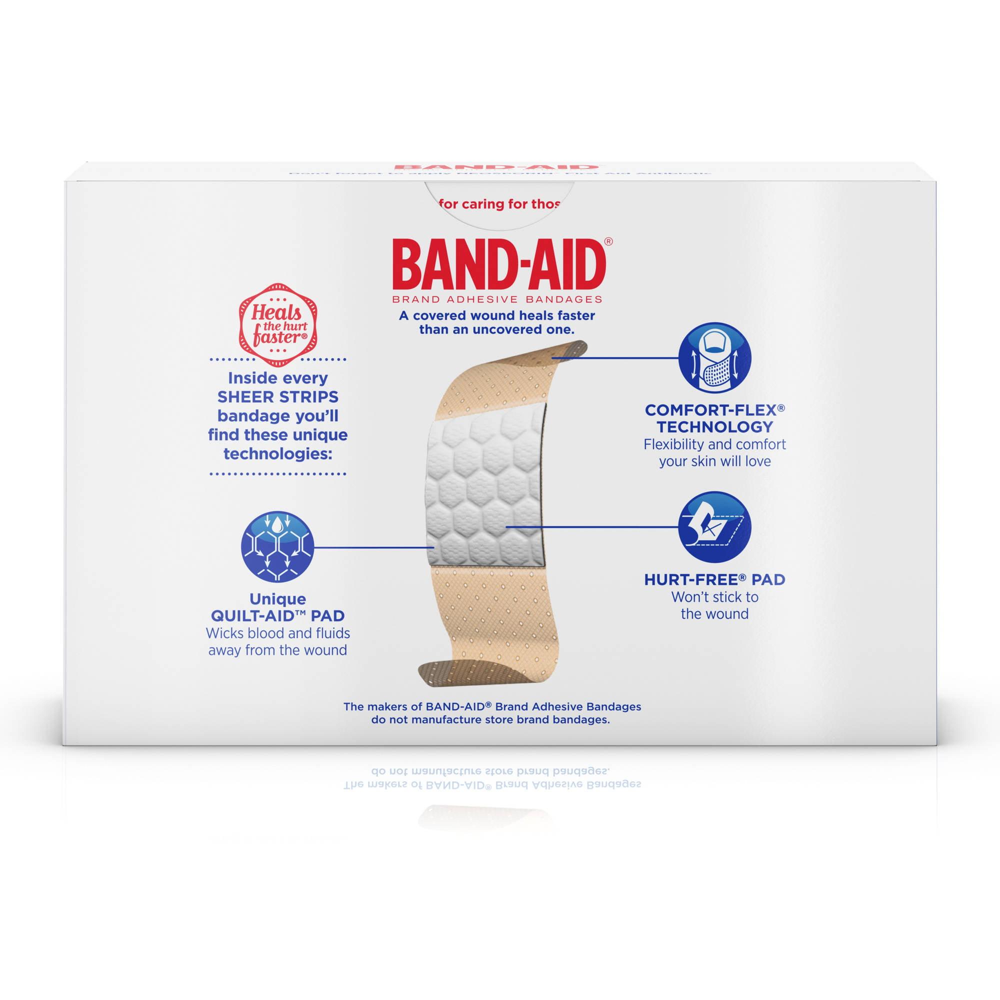 Elastic Strip Adhesive Bandage Life Safety