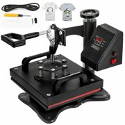 Best T-Shirt Heat Presses - BestEquip 360 Degree Heat Press Transfer Machine Review