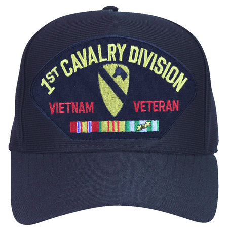 1st Cavalry Division 'Vietnam Veteran' with Ribbons Ball