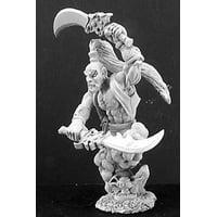 Reaper Miniatures Hassan Genie #02927 Dark Heaven Legends Unpainted Metal Figure