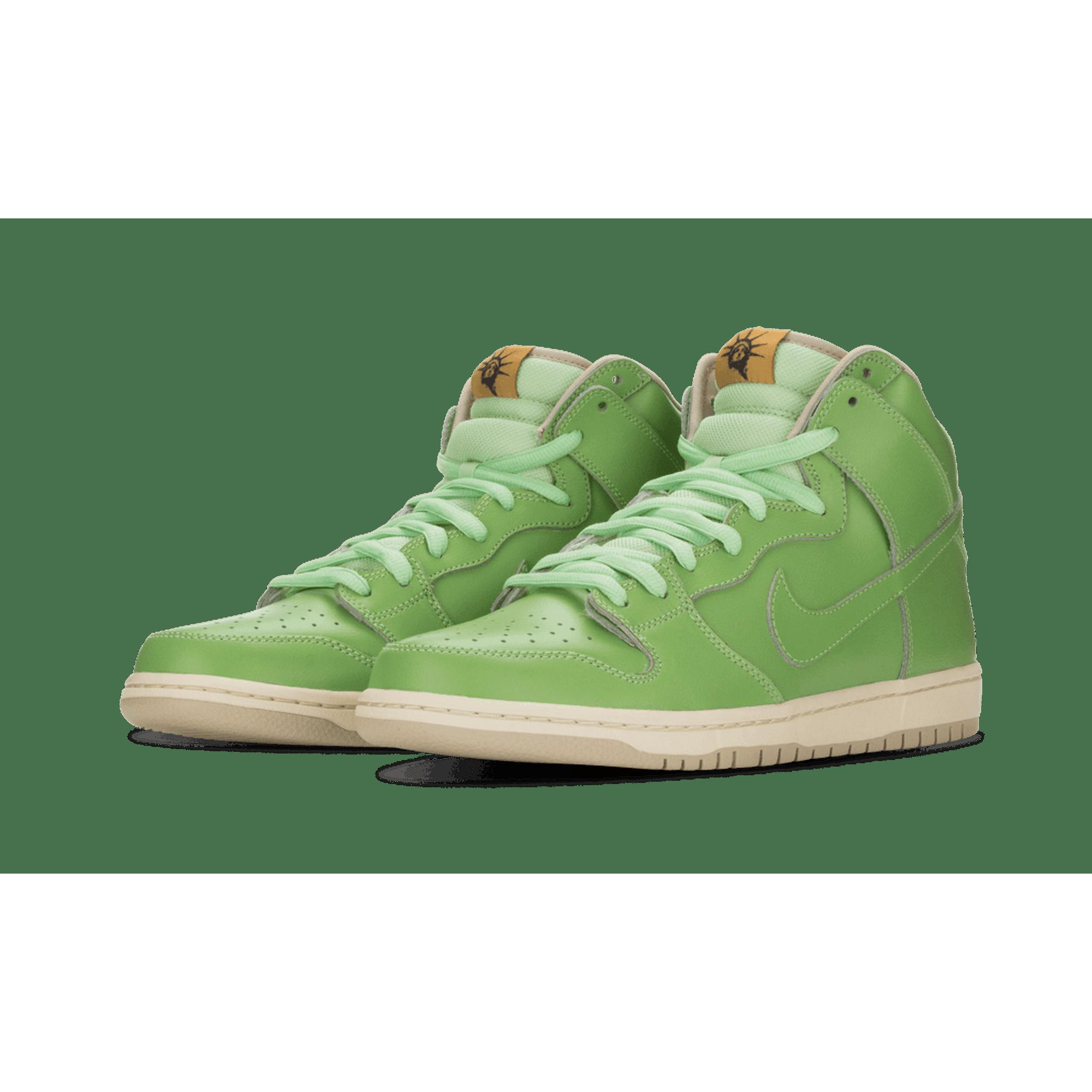 sneakers for cheap 5068d e709e Nike - Men - Dunk High Premium Sb 'Statue Of Liberty ...