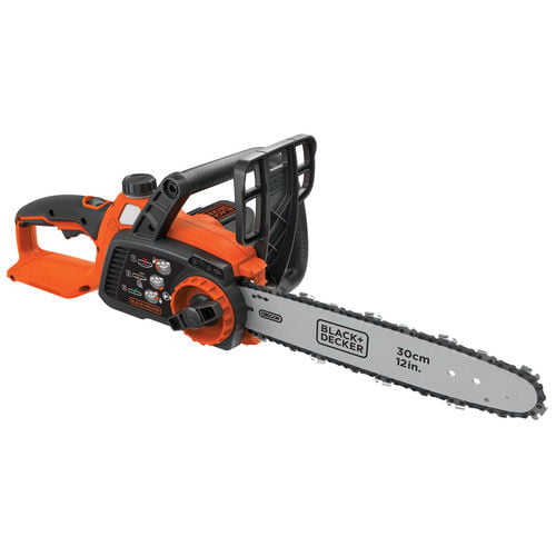 """Click here to buy Black & Decker LCS1240B 40V MAX* 12"""" Cordless Chain Saw (Bare) by Stanley Black & Decker."""