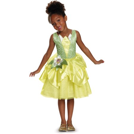 The Princess and the Frog Tiana Classic Child Halloween Costume