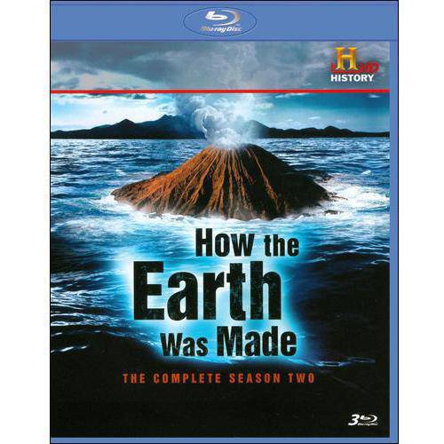 How The Earth Was Made: The Complete Season Two (Blu-ray)