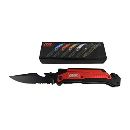 Prime New Rogue River Tactical Knives Best Red 6 In 1 Multitool Survival Pocket Knife With Magnesium Fire Starter Led Flashlight Bottle Opener Seat Belt Andrewgaddart Wooden Chair Designs For Living Room Andrewgaddartcom