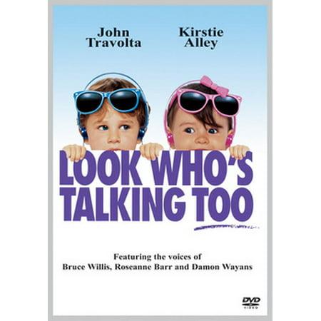 Look Who's Talking Too (DVD) Look Whos Talking Duck