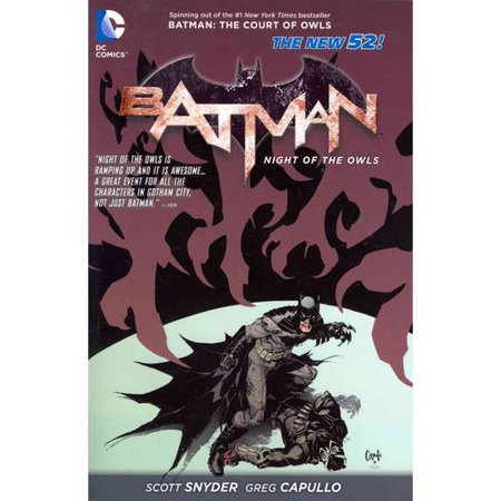 Batman: Night of the Owls by