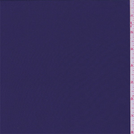 Grape Purple Georgette, Fabric By the Yard (Grape Fabric By The Yard)