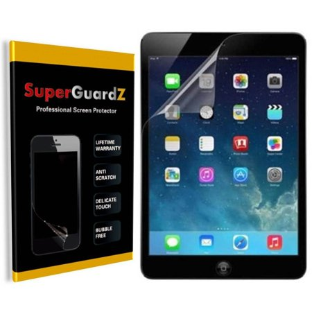 [3-Pack] For iPad Mini 3 / Mini 2 / Mini 1 - SuperGuardZ Ultra Clear Screen Protector, Anti-Scratch, Anti-Bubble (Ipad 3 Mini Screen Replacement)