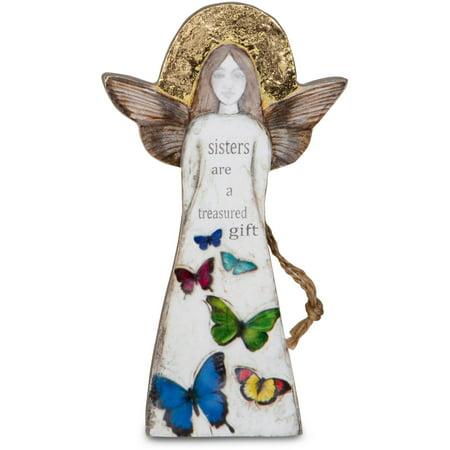 Gift Angel Ornament (Sherry Cook Studio -