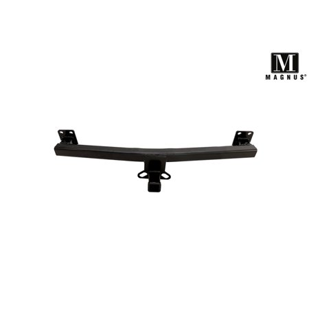 Magnus Assembly Class 3 Trailer Hitch 2 Inches Receiver Tube Compatible with 2007-2015 Audi Q7 & 2004-2010 Volkswagen Touareg Audi Trailer Hitch