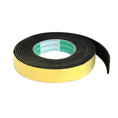 25mmx3mm Double Sided Sponge Tape Adhesive Sticker Foam Glue Strip Sealing - Glue Tape