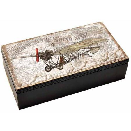 LANG Vintage Travel Trinket Boxes