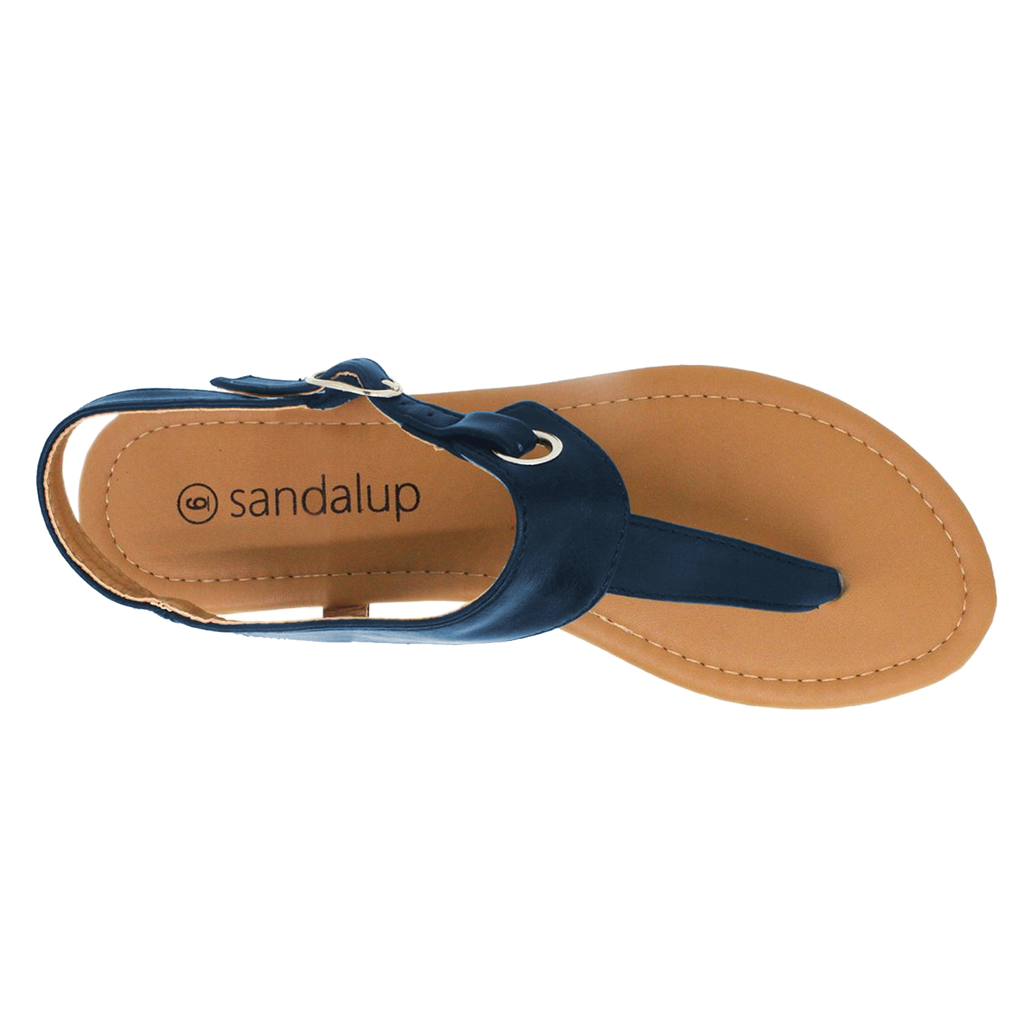 8aebaedfdda6 Sandalup - Newstar Claire Thong Flat Sandals for Beach