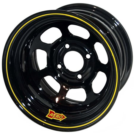 Aero 30-174030 30 Series 13x7 Inch Wheel, 4 on 4 BP, 3 Inch