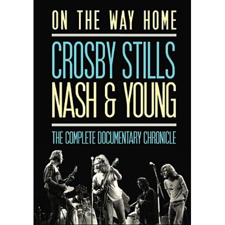 Crosby, Stills, Nash & Young: On the Way Home