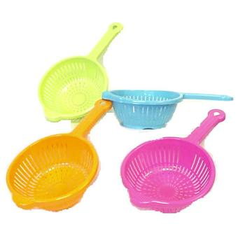 2qt Colander with Handle Case Pack 48 by EuroLux Home