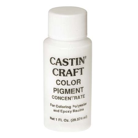 CASTIN CRAFT Casting Epoxy Resin Opaque White Pigment Dye 1 Oz ...