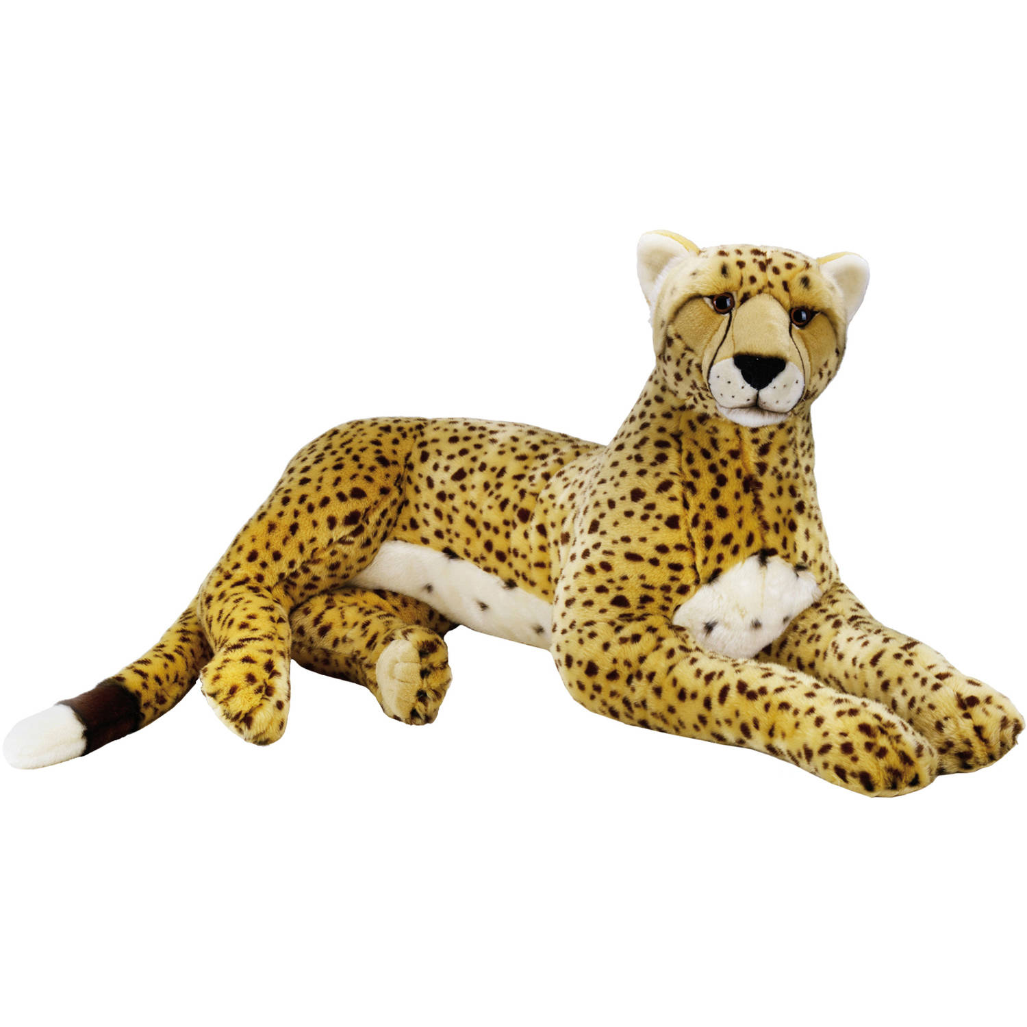Lelly National Geographic Plush, Giant CHeetah by Venturelli