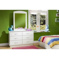 South Shore Logik 6 Drawer Double Dresser