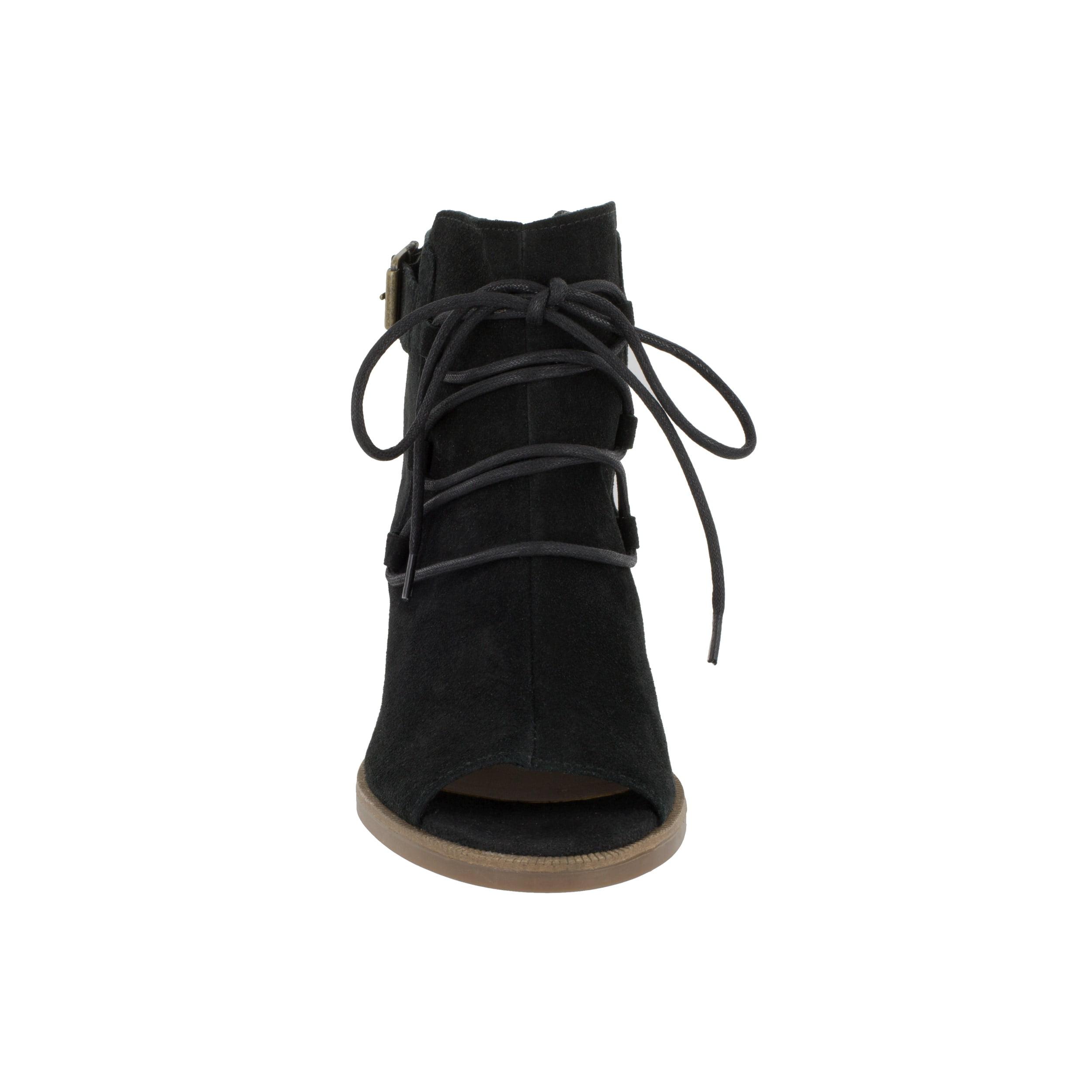 Bella Vita Women's Pru-Italy Black Italian Suede Shoes by Overstock