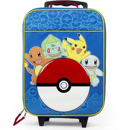 Pokemon Poke Ball Pilot Case, Blue