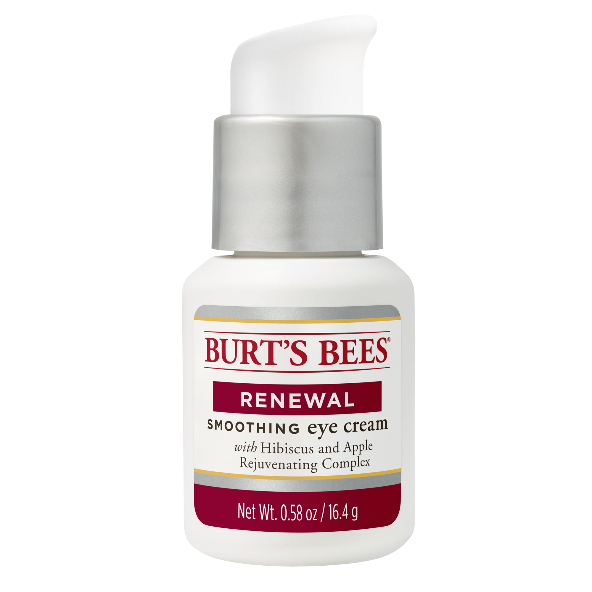 Burt S Bees Renewal Smoothing Eye Cream Firming Eye Cream 0 58