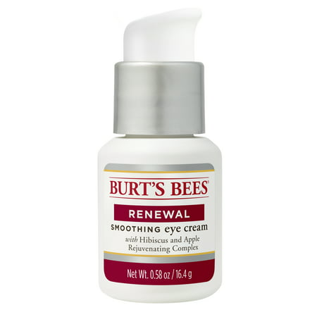 Burt's Bees Renewal Smoothing Eye Cream, Firming Eye Cream, 0.58