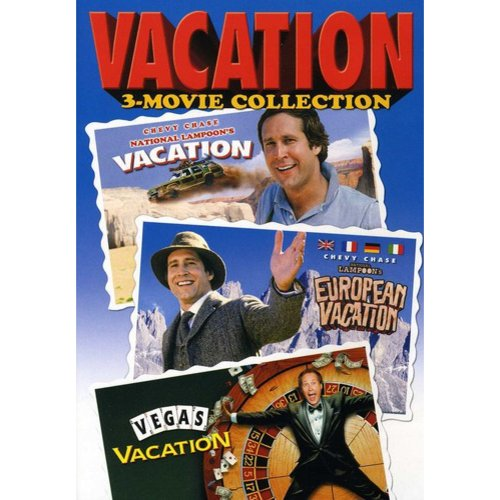 National Lampoon's Vacation 3-Movie Collection: Vacation / European Vacation / Vegas Vacation