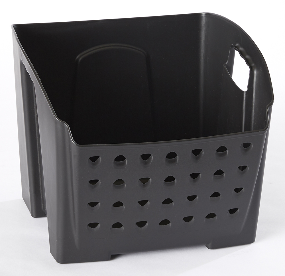 Rubbermaid Cargo Bin Car Interior Organization Non-Slip Rubber Feet Perfect for Trunk and Groceries