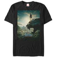 Marvel Men's Black Panther 2018 Epic View T-Shirt
