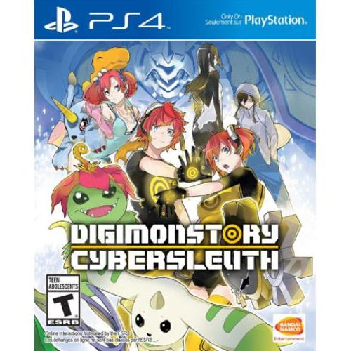 Namco Digimon Story Cyber Sleuth - Role Playing Game - Playstation 4 (12045_2)