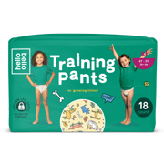 Hello Bello Training Pants - Li'l Barkers - 4T-5T/X-Large (18ct)